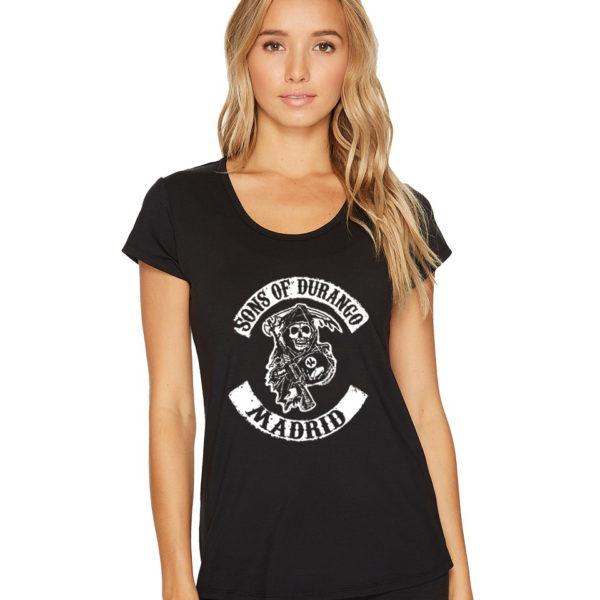 Camiseta chica Durango14 Hijos de durango