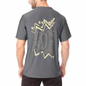 Camiseta Durango14 Jalapeños Tour back