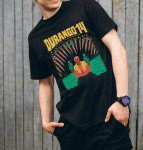 Camiseta Durango14 chico Malapario