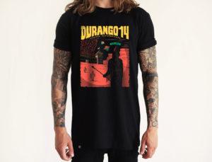 Camiseta chico Durango14 Nube Roja